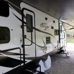 Camper for Rent at RV Campground