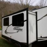 rv rental travel trailer
