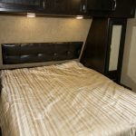 RV Travel Trailer Bedroom