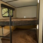 RV Travel Trailer Bunk Bed
